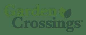 Garden Crossings logo